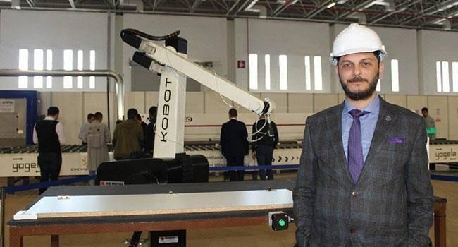 Sanayi Üretimine Yerli Robot Geliyor!